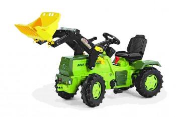 rolly toys - rollyFarmtrac MB 1500 inkl. Ladeschaufel und Zweigangschaltung- Farmtrac Classic