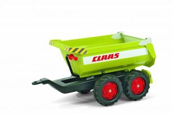rolly toys - rollyHalfpipe Claas grün - Anhänger