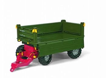 rolly toys - rollyMulti Trailer grün - Anhänger