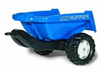 rolly toys - rollyKipper II blau- Anhänger