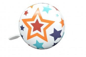Stars - Sterne - Klingel Groß für Laufrad, Gokart, Fahrrad