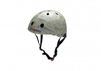 Fahrradhelm Fossil S Kinder Gokart Helm Dinosaurier Kiddimoto
