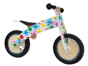Kurve Splatz - Laufrad von Kiddimoto