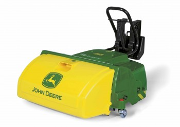 rolly toys - rollyTrac Sweeper John Deere - Kehrmaschine