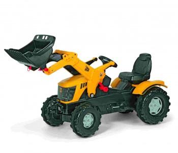 rolly toys - rollyFarmtrac JCB gelb inkl. Ladeschaufel
