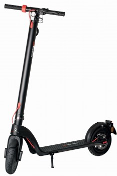Six-Degrees - E-Scooter mit Straßenzulassung und auswechselbarem Akku - 700-EScooter-VELO-E7