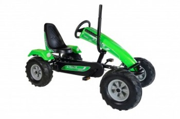 Dino Cars Gokart Track BF1 - Track grün
