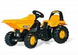rolly toys - rollyKid Dumper JCB gelb mit Kippschaufel