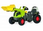 rolly toys - rollyKid CLAAS Elios grün inkl. Lader