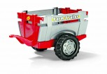 rolly toys - rollyFarm Trailer rot - Anhänger