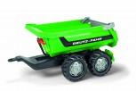 rolly toys - rollyHalfpipe Deutz-Fahr grün - Anhänger
