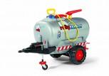 rolly toys - rollyTanker grau mit  Pumpe und Spritze - Tankwagen