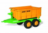 rolly toys - rollyContainer Joskin gelb - Anhänger