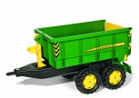 rolly toys - rollyContainer John Deere grün  - Anhänger