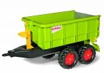 rolly toys - rollyContainer Claas grün - Anhänger
