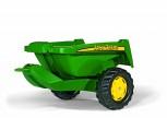rolly toys - rollyKipper II John Deere grün - Anhänger