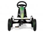 NEU!!!! Dino Cars Gokart Speedy BF1 schwarz - grün