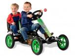 Dino Cars Gokart Speedy BF1 schwarz - grün