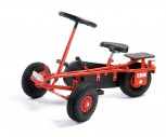 Dino Cars Kinderfahrzeug Baby - Dreirad mit leichten Kratzern im Rahmen