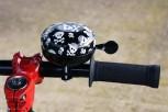 Skullz / Totenkopf - Klingel groß für Laufrad, Gokart, Fahrrad