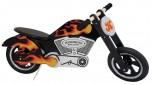 Chopper Flames -  Laufrad von Kiddimoto