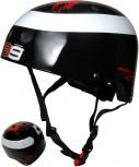 Lorenzo - Größe S - Helm und Handschuh im Set von Kiddimoto