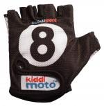 Eight Ball - Größe M - Billardkugel Handschuhe von Kiddimoto