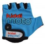 BLAU - Blue Goggle - Größe M - blauer Pilot Handschuhe von Kiddimoto