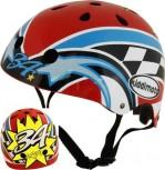 Schwantz - Größe M - Hero Helm von Kiddimoto