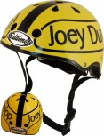 Dunlop - Größe S - Helm und Handschuh im Set von Kiddimoto