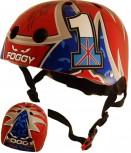Foggy - Fogarty - Größe S - Hero Helm von Kiddimoto