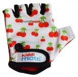 Cherry - Größe M - Kirsche Handschuhe von Kiddimoto