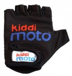 Matt Black - Größe M - schwarze Handschuhe von Kiddimoto