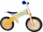 Kurve Polizei - Polizei Laufrad von Kiddimoto