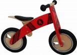 Kurve Red Tyre - Laufrad  von Kiddimoto