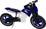 Scrambler Blue / White -  Laufrad von Kiddimoto