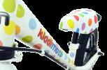 Super Junior MAX Pastel Dotty -  Laufrad von Kiddimoto