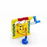 rolly toys - rollyPowerwinch - Seilwinde gelb