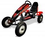 Limited Edition - Dino Cars Gokart Steel Racer BF1 - mit Stahlfelge