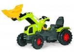 rolly toys - rollyFarmtrac Claas Axos grün inkl. Ladeschaufel