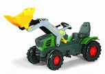rolly toys - rollyFarmtrac Fendt 211 Vario grün inkl. Ladeschaufel