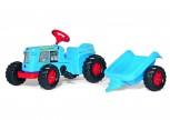 rolly toys - rollyKiddy Classic blau inkl. Anhänger