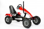Dinocars Gokart Track ZF - rot  - Modell X-Track