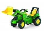 rolly toys - rollyFarmtrac John Deere JD 7930 grün inkl. Ladeschaufel - Premium