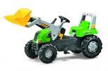rolly toys - rollyJunior RT grün inkl. Ladeschaufel