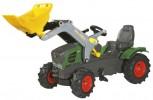 rolly toys - rollyFarmtrac Fendt Vario 211 inkl. Ladeschaufel und Luftbereifung