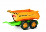rolly toys - rollyHalfpipe Joskin gelb  - Anhänger
