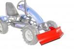 Dino Cars Schneeschieber rot