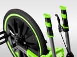 Huffy Green Machine - das Trike zum Driften - Greenmaschine