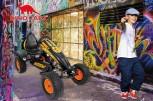 Dino Cars Gokart Edition Graffiti BF1